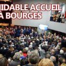 La Minute Inside du 4 février 2020 : 500 personnes pour accueillir les Bleues à la mairie de Bourges