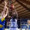 LFB : Fin de saison pour Marie-Michelle MILAPIE (Lattes-Montpellier)
