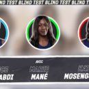Clarince DJALDI-TABDI, Marie MANE et Katia MOSENGO-MASA à l'épreuve du blind test