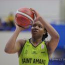 LFB : Assitan KONE reste à St Amand, Marina SOLOPOVA part