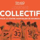 LFB : Le club de Bourges se mobilise pour le Centre Hospitalier Jacques COEUR