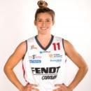 LFB : Samantha HILL rejoint le Nantes Rezé Basket