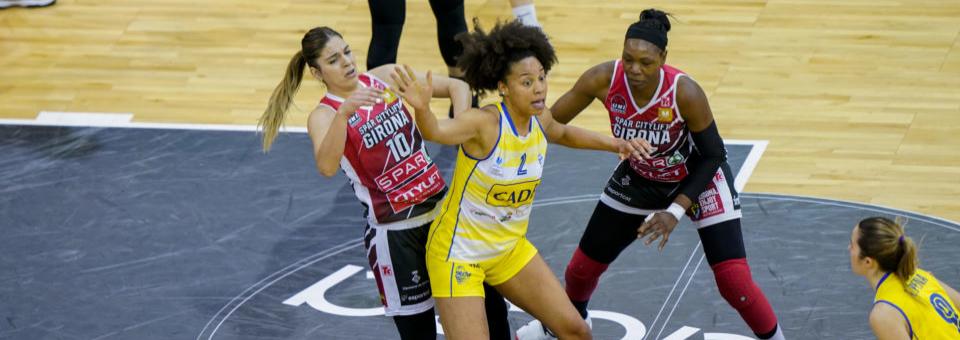 Espagne : Tinara MOORE (Cadi La Seu) désignée MVP !