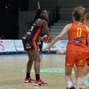 Ligue 2 : Aminata GUEYE (Mondeville) gravement blessée