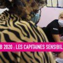 Les capitaines LFB sensibilisées à la lutte contre les violences faites aux femmes