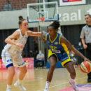 LFB : Migna TOURE arrive à Lattes – Montpellier