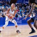 LFB : Basket Landes et La Roche Vendée préservent leur invincibilité, Lattes-Montpellier s'impose au buzzer