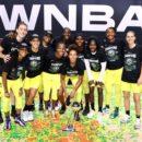 WNBA : La succession des Storm est ouverte !!
