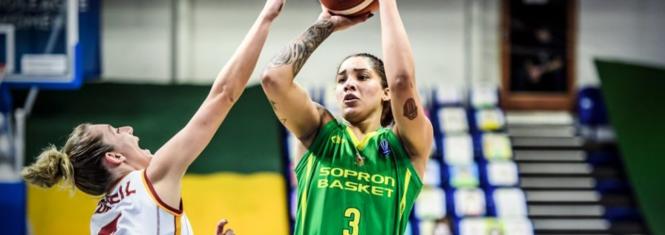 WNBA : Gabby WILLIAMS ira à Los Angeles