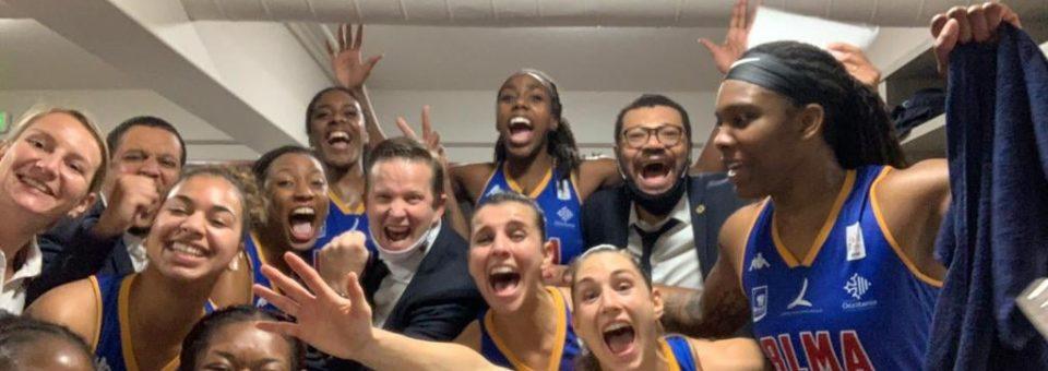 LFB : Lattes Montpellier construit sa victoire après la pause