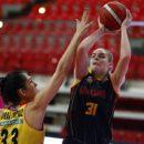 Espagne : Bella ALARIE renforce Salamanque