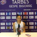 LFB : Conférence de presse après Tarbes – Nantes-Rezé
