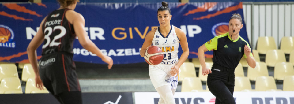 Final Four LFB 2021 : Lattes-Montpellier sort Bourges et s'offre la Finale !!