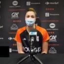 Coupe de France : Conférence de presse après Bourges – LDLC ASVEL Féminin