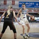 LFB : Fin de saison pour Nevena JOVANOVIC (Basket Landes)