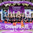 Valence remporte l'Eurocoupe 2021 après sa victoire sur Venise