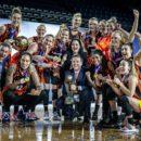 Euroligue : Ekaterinbourg vainqueur pour la 6ème fois !