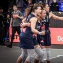 TQO 3×3 2021 : La France remporte son ticket pour les JO avec les Etats-Unis et Le Japon !