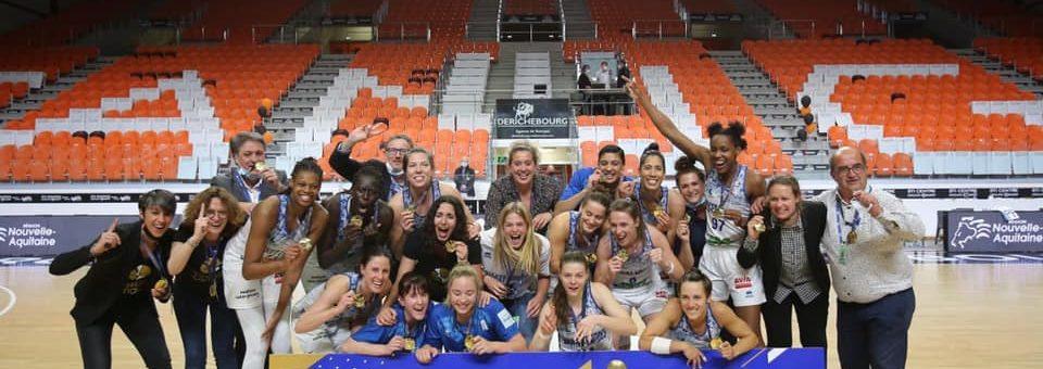 Final Four LFB 2021 : Basket Landes décroche le graal !!