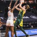 WNBA : New York, Seattle et Atlanta confirment à domicile