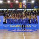 Espagne : Salamanque champion pour la sixième fois !