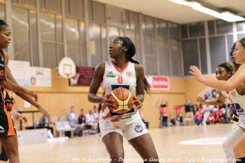 Aïcha Mara - Le Havre vs La Glacerie - Cyril D.