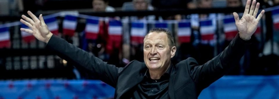 Philip MESTDAGH n'est plus le sélectionneur de la Belgique !