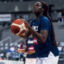 La Villeneuvoise Clarince DJALDI-TALBI blessée avec l'Equipe de France
