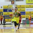 Turquie : Fenerbahçe remporte la première manche de la finale !