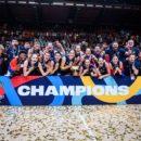 La France un peu trop juste, la Serbie remporte son deuxième titre européen