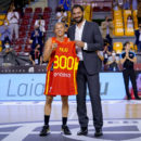 L'émouvant hommage à Laia PALAU pour sa 300ème sélection avec l'Espagne