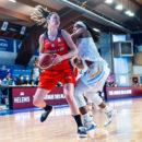 LFB : Haley PETERS à Lattes Montpellier