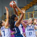 Challenger U18 : Les Bleuettes déroulent face à la Slovaquie