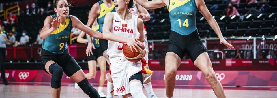 Tokyo 2021 5×5 : La Belgique et la Chine en quarts, L'Australie en grosse difficulté