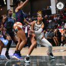 WNBA : Connecticut, Las Vegas et Seattle seul trio de tête