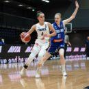 Challenger U16 :  Belle victoire des bleuettes face aux Finlandaises