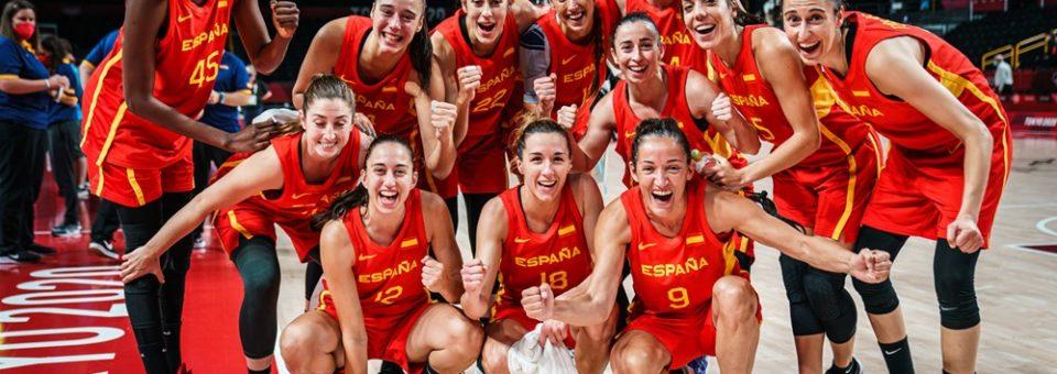 Tokyo 2021 5×5 : Espagne et Serbie en quarts de finale. Le Canada en ballotage mais avec qui…. La France, l'Australie ?
