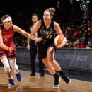 WNBA : Seattle fait un sans faute et conserve sa troisième place.