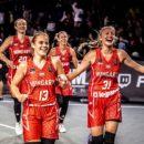 Mondial U18 3×3 2021 : Déjà 4 équipes qualifiées pour les quarts