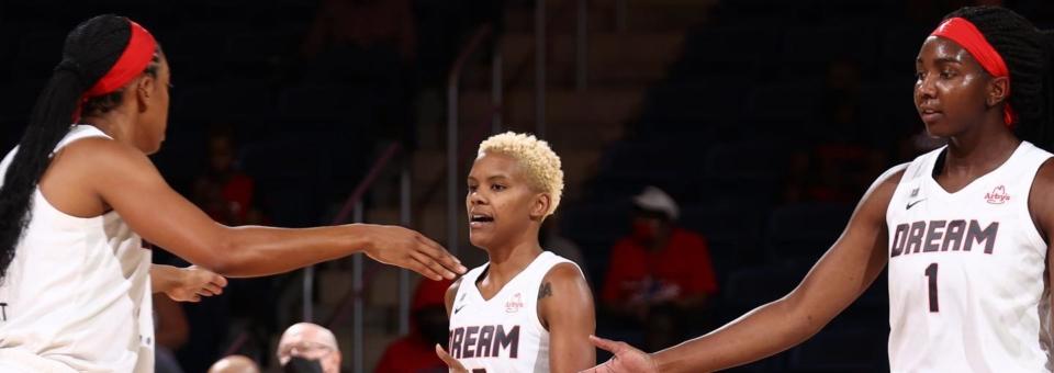 WNBA : La troisième place se jouera entre trois franchises ce week-end