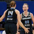 WNBA PLAY OFFS 2021 : Chicago et Phoenix passent un tour