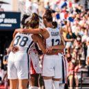Euro 3×3 2021 : La France jouera la Russie pour décrocher une médaille de bronze