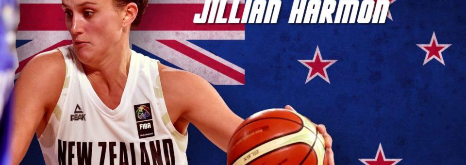 LFB : Jillian HARMON arrive dans le Nord