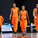 WNBA : Connecticut Sun, numéro 1 !!