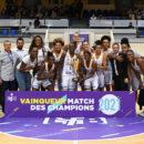 LFB : Valéry DEMORY et le BLMA triomphent de BASKET LANDES et remportent le trophée des Champions