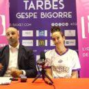 LFB : Conférence de presse après Tarbes – La Roche-Vendée